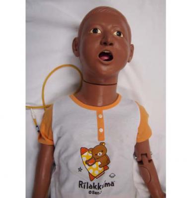 หุ่นฝึกการช่วยชีวิตพื้นฐาน BLS ชนิดเต็มตัว เด็กไม่เกิน 5 ปี