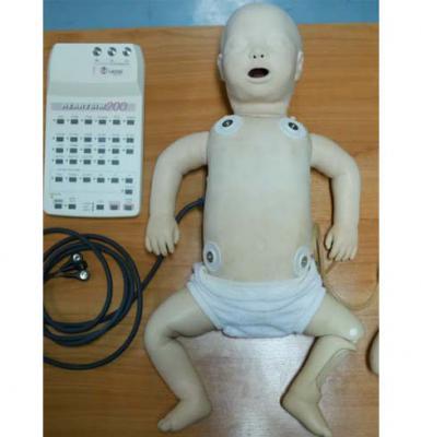 หุ่น CPR ทารกสำหรับฝึกช่วยชีวิตขั้นสูง