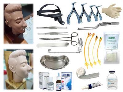 Set Nasal Packing